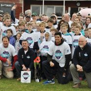 CricketForce Sponsors and Volunteers