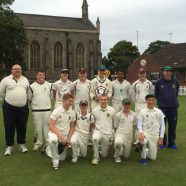 Leadon Young Cricketers, u15 Gloucestershire County Youth League Winners 2016