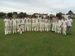 Leadon Vale and Downend U-15s