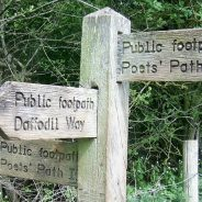 Poets Path Potter – Saturday 24th March 2018 – Start 9.00am